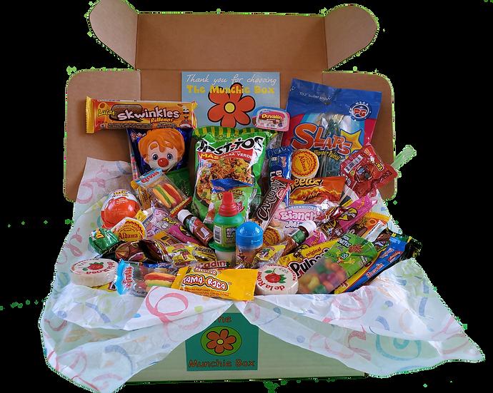 Mexi-Munchie Box