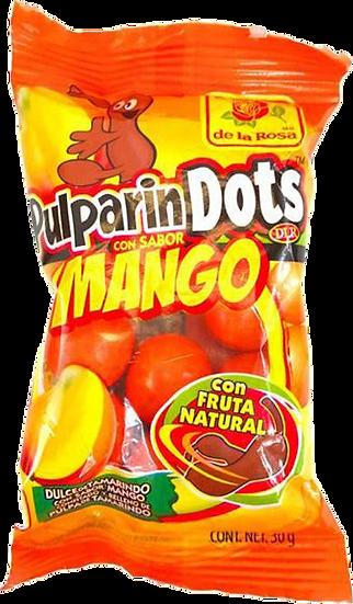 Pulparindo Dots Mango 30g