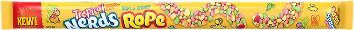 Nerds Rope Tropical 26g