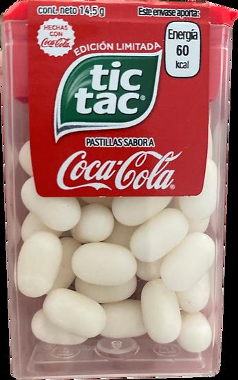 Coca Cola Tic Tacs 14.5g