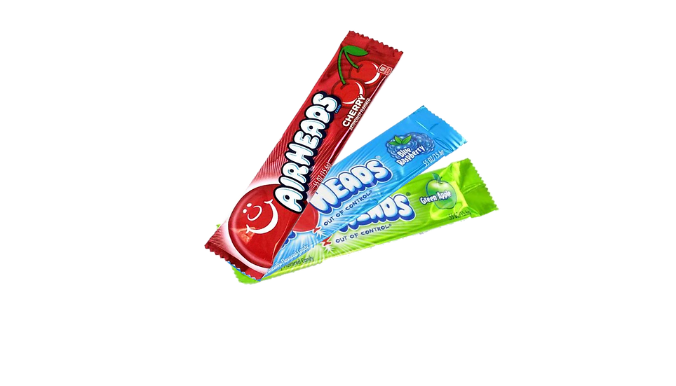 Airheads  0.55oz ( 3 count )