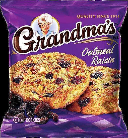 Grandma's Oatmeal Raisin Cookies 2.5oz