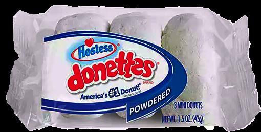 Hostess Powdered Donettes 1.5oz