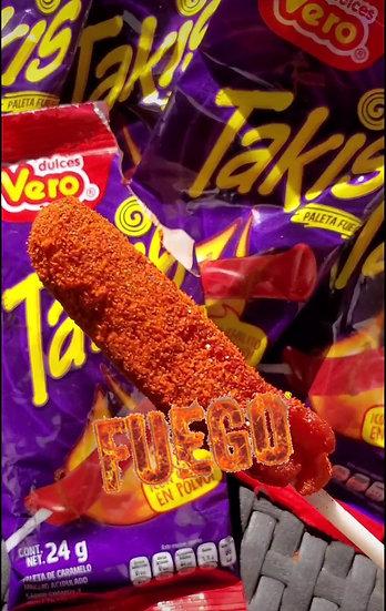 Takis Lollipop