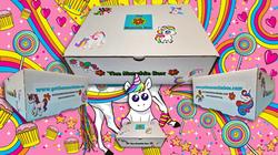 Unicorn Themed Box Final
