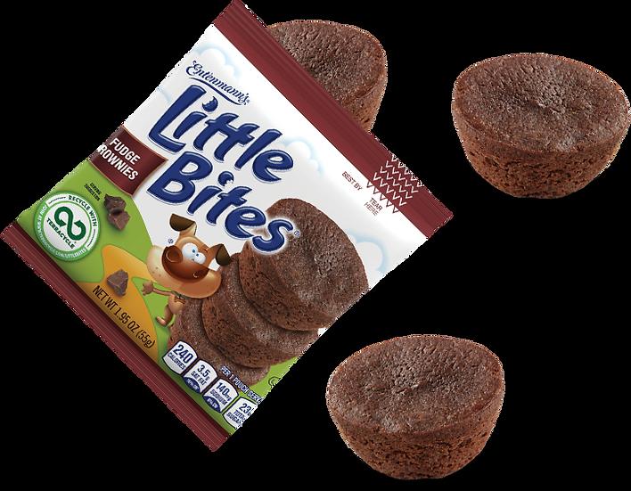 Little Bites Fudge Brownies 1.65oz