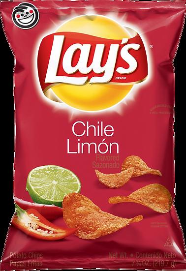 Lays Chile Limon 1.5oz