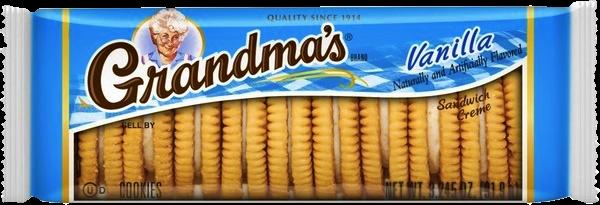 Grandma's Vanilla Cookie  3.5oz