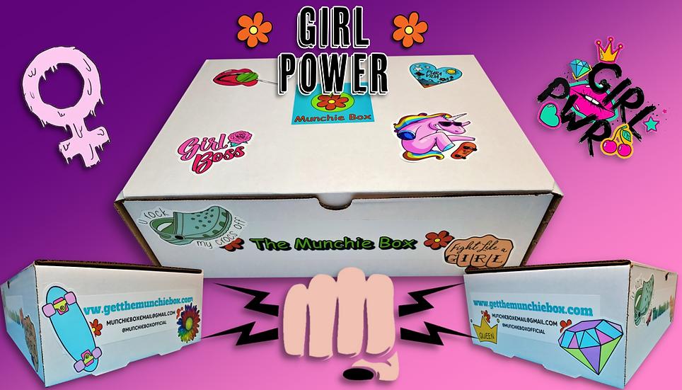 Girl Power Upgrade