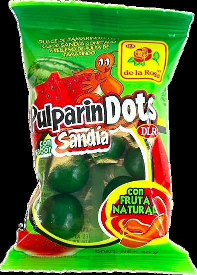 Pulparindo Dots Sandia 30g