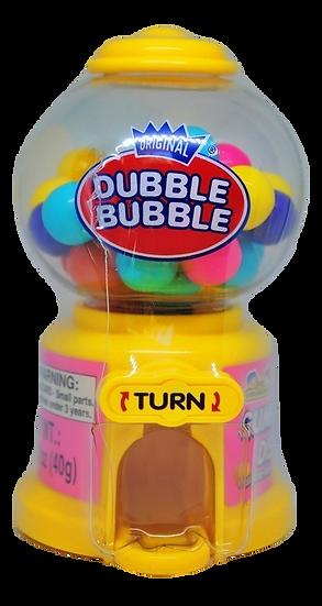 Dubble Bubble Mini Gumball Machine 1.41oz