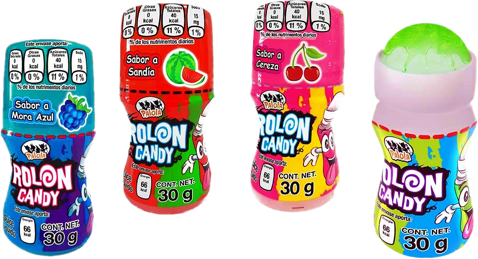 Rol On Candy 30g