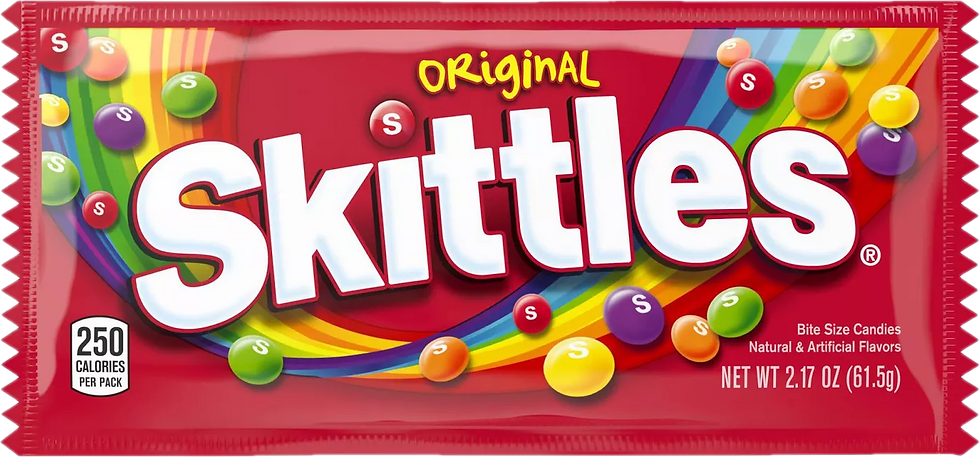 Skittles Original 2.17oz