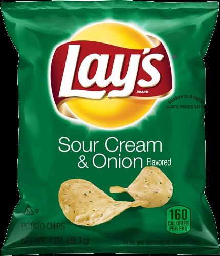 Lay's Sour Cream & Onion 1oz