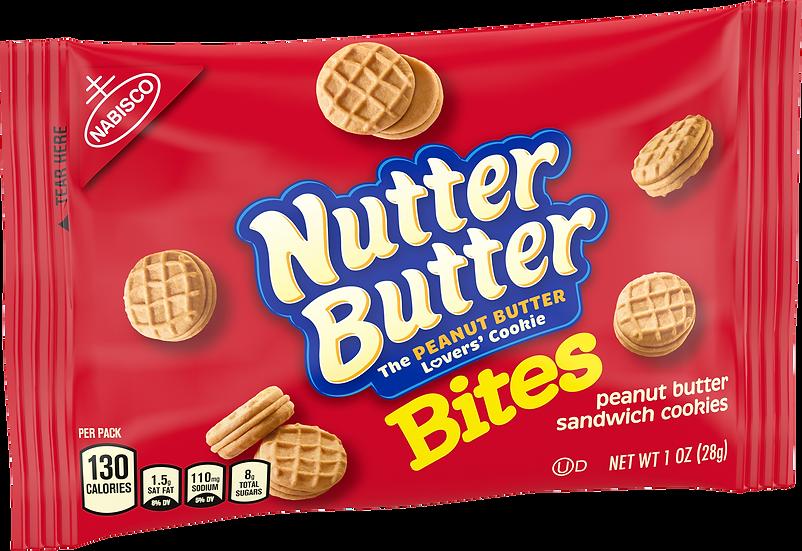 Mini Nutter Butter Bites 1oz