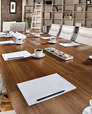 Contemporary Boardroom