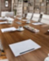 Salle de conférence contemporaine