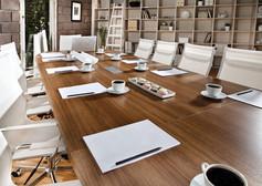 Mesa de Reunión Contemporánea