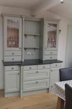 angelas kitchen dresser