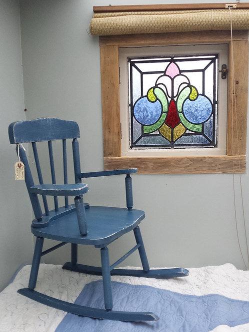A Child's Rocking Chair
