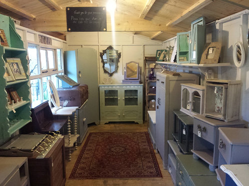 Christarla's Attic Furniture & Curiosities