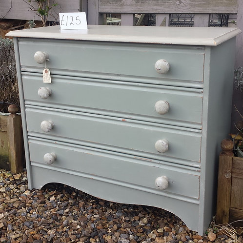 Four Drawer Chest of Drawers