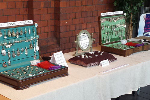 Stall at the Green Fayre November 2018