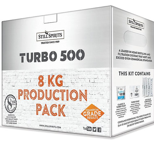Still Spirits Turbo 8kg Production Pack