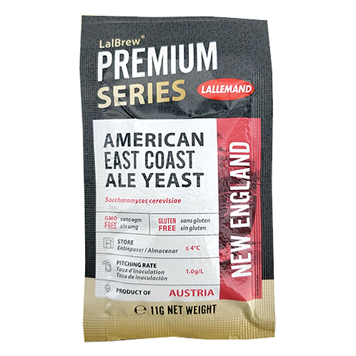 Lallemand Premium Series American East Coast Ale Yeast