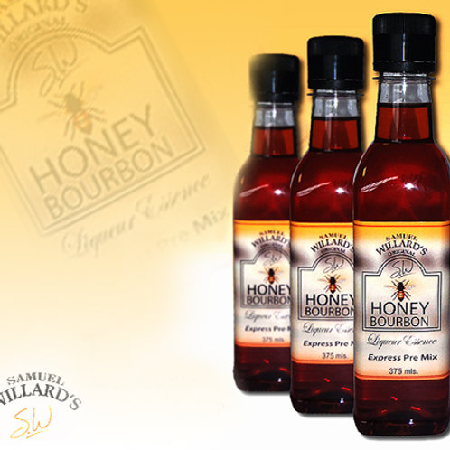 Samuel Willard's Honey Bourbon