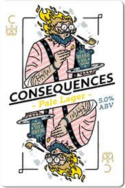 Consequences Pale Lager