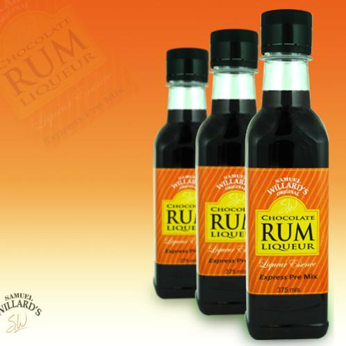 Samuel Willard's Chocolate Rum