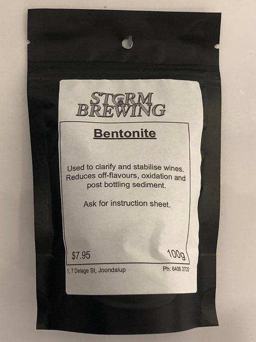 Bentonite 100g