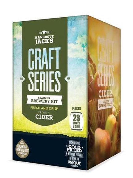 Cider Brew Kit & Bottles