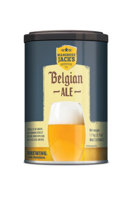 Mangrove Jacks Belgian Ale