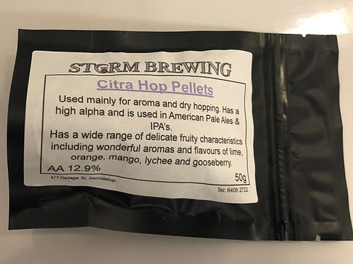 Citra Hop Pellets - Hop Bill