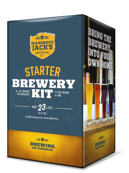 Starter Brewery & PET Bottles