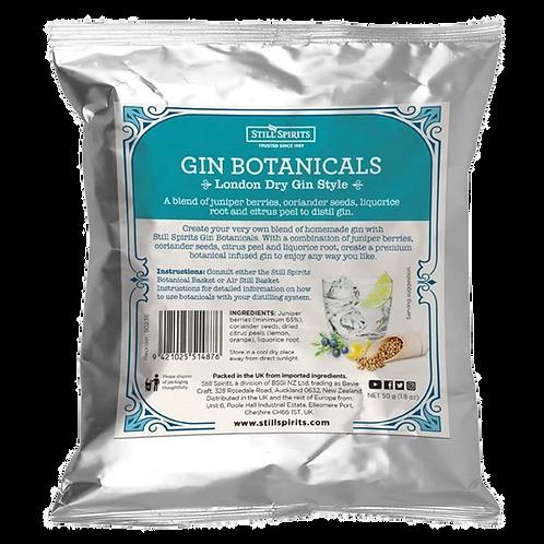 Still Spirits Gin Botanicals