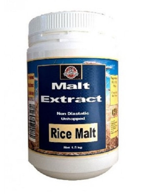 ESB Rice Malt