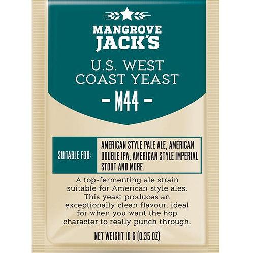Mangrove Jacks US West Coast Yeast