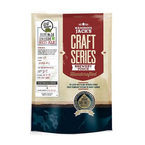 Mangrove Jacks Craft Series Irish Red Ale Pouch