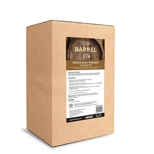 Still Spirits Distillery Kit Barrel 674