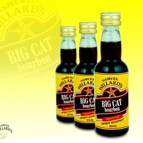 Samuel Willard's Big Cat Bourbon