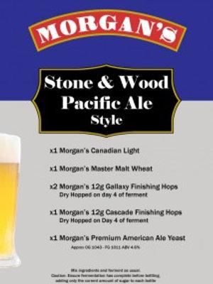 Stone & Wood Pacific Ale Style Recipe
