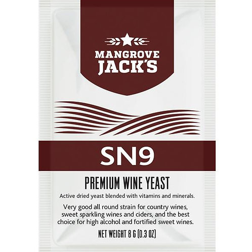 Mangrove Jacks Wine Yeast SN9