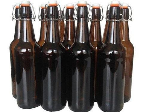 Flip Top Bottles (12x750ml)