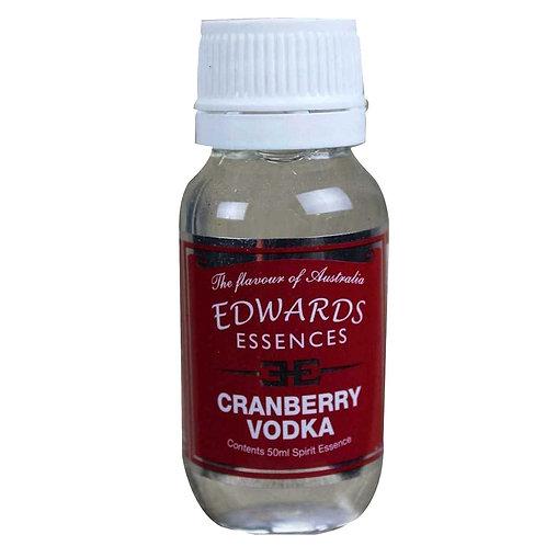 Edwards Cranberry Vodka