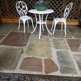 Stone & Interlock Cleaning