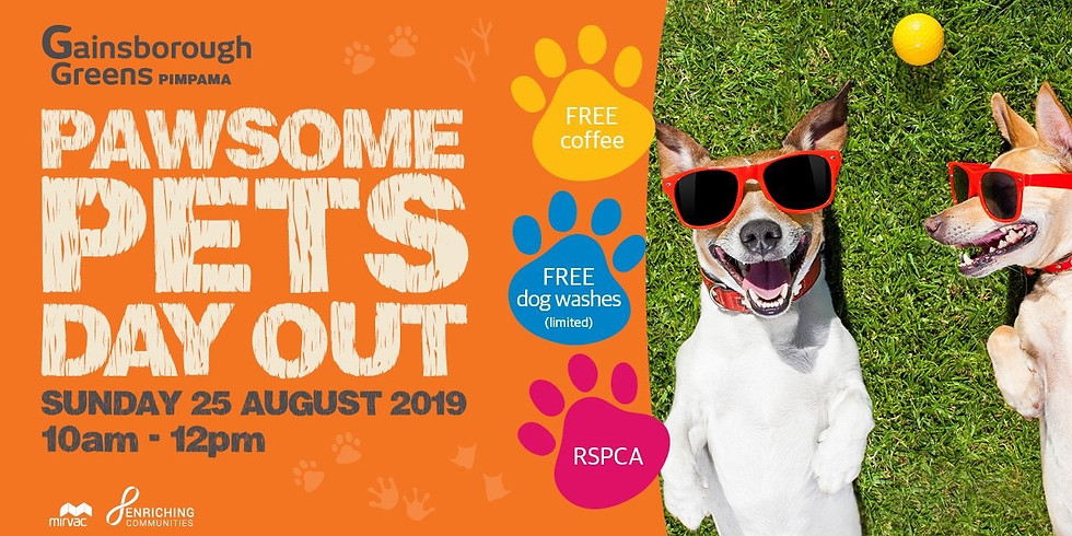 Pawsome Pets Day Out