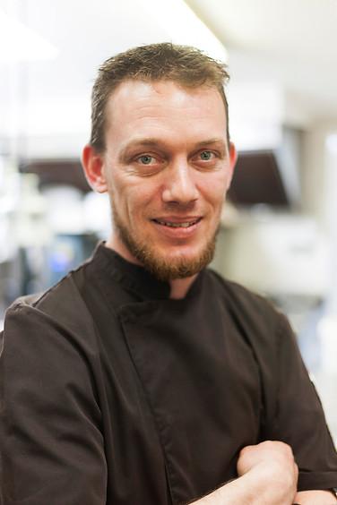 Julien, le chef cuisinier